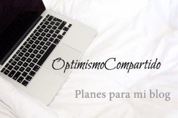 Planes para mi blog