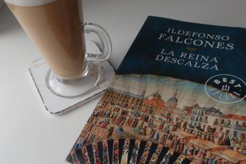 "Ildefonso Falcones - ""La reina descalza"""