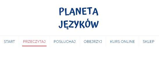 planeta języków