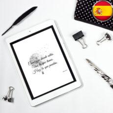 kalendarz do wydruku jezyk hiszpanski