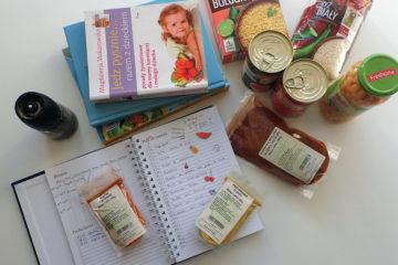 Plan posiłków