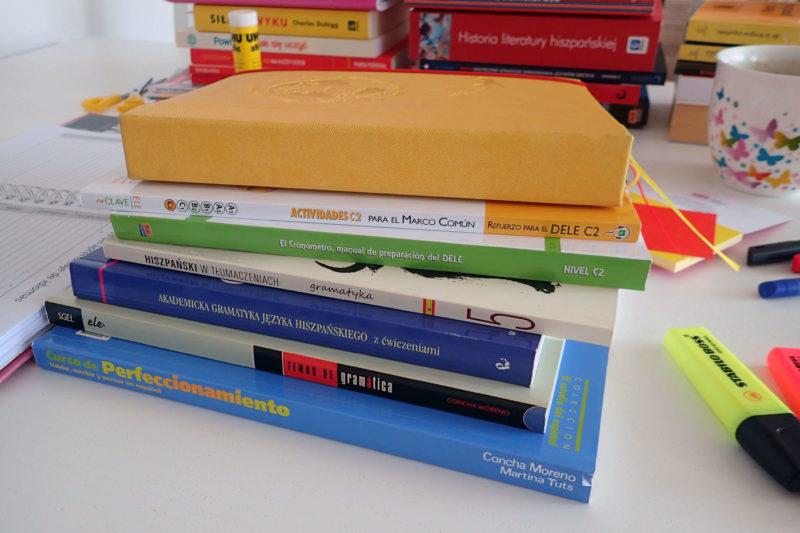 książki egzamin dele